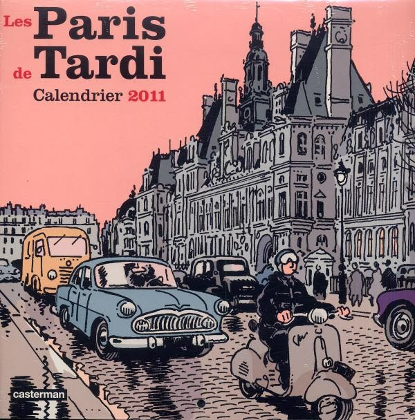 LE PARIS DE TARDI