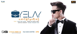 Upcoming Album - Ye' Lay