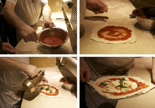 पिज़्ज़ा बनाने की विधि