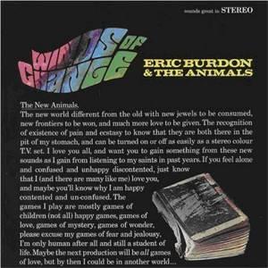 Eric Burdon & The Animals - Winds Of Change (1967)