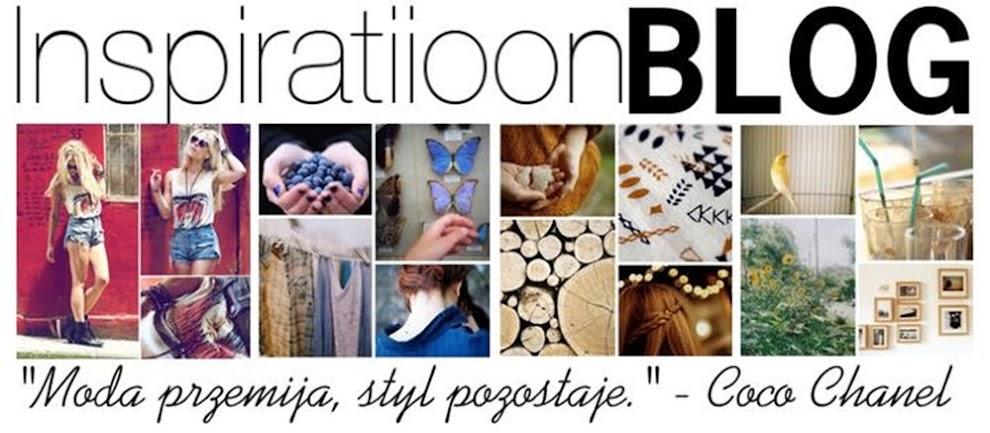 Inspiratiioon BLOG