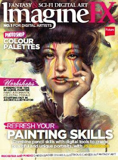 ImagineFX Magazine Issue 102 December 2013