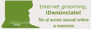 Internet grooming