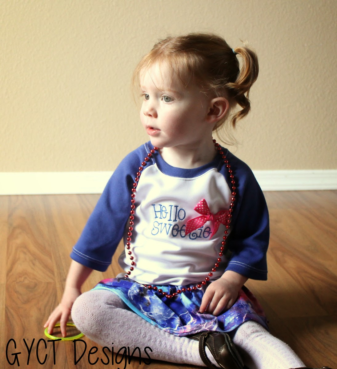 Doctor Who Inspired Kids Outfit by GYCT