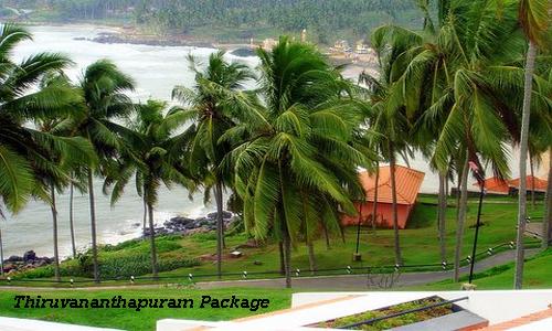 Thiruvananthapuram-Kanyakumari-Thiruvananthapuram-Package