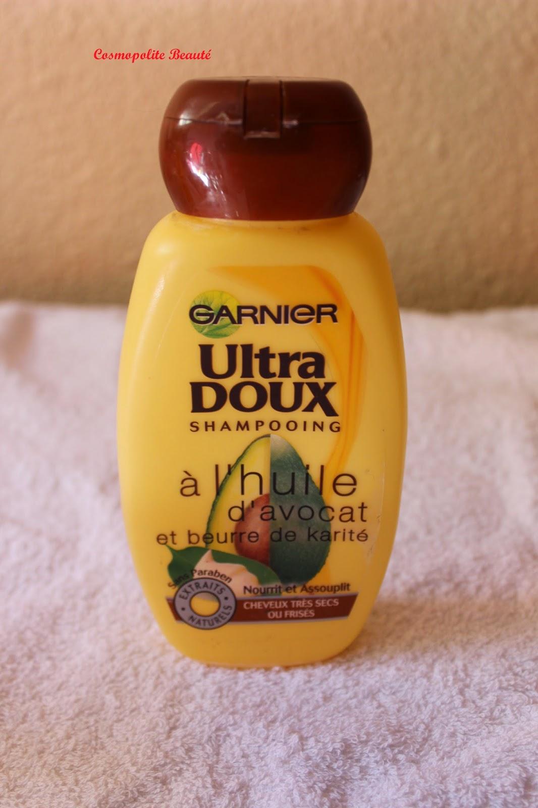produits, cosmétiques, capillaires, Gliss, Ultra Doux, Kéralong, Huile de Coco, Klorane, Garnier, Swarzkopf, après-shampoing, shampoing, soin, masque, démêlant