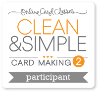 Clean & Simple Cards 2