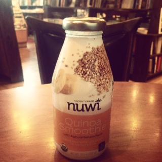 Nuwi Quinoa Smothie