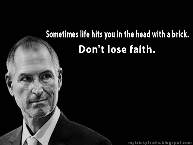 dont lose faith, steve jobs wallpaper,steve jobs stanford speech,steve jobs wallpapers hd, wallpapers of steve jobs,steve jobs
