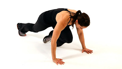 Mau movement which tightens the entire body? Mountain climbers answer
