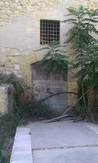 Cagliari Giardini Pubblici grotte rifugio