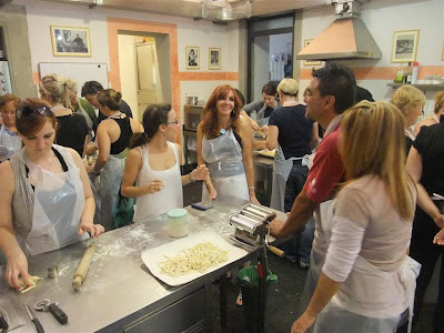 Cooking Class, florence italy, make pasta