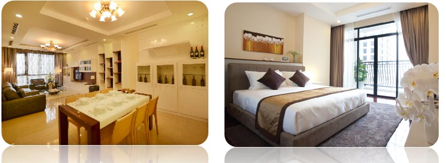 Ảnh căn hộ chung cư Royal City mở bán ngày 27/07/2014