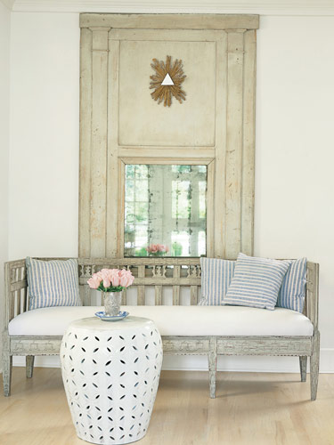 mix and chic home tour a swedish inspired home in dallas texas