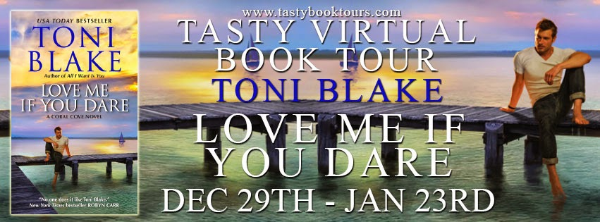Blog Tour: Book Spotlight + Giveaway – Love Me if You Dare by Toni Blake