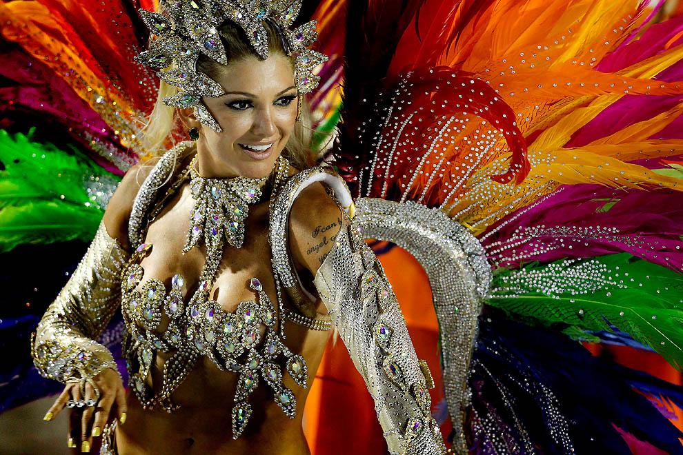 Секс-тур с женой на карнавал в рио
