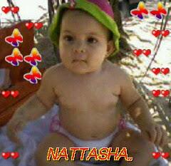 NATTASHA MINHA FILHOTA