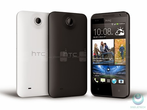 Also known as HTC Zara mini