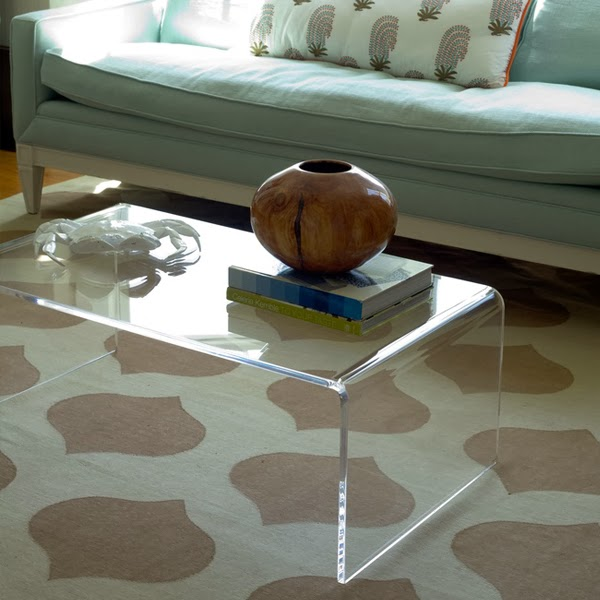 Tavolini Soggiorno Prezzi: Design e tavolini in plexiglass ...
