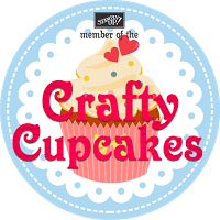 I belong to the crafty cup cakes team