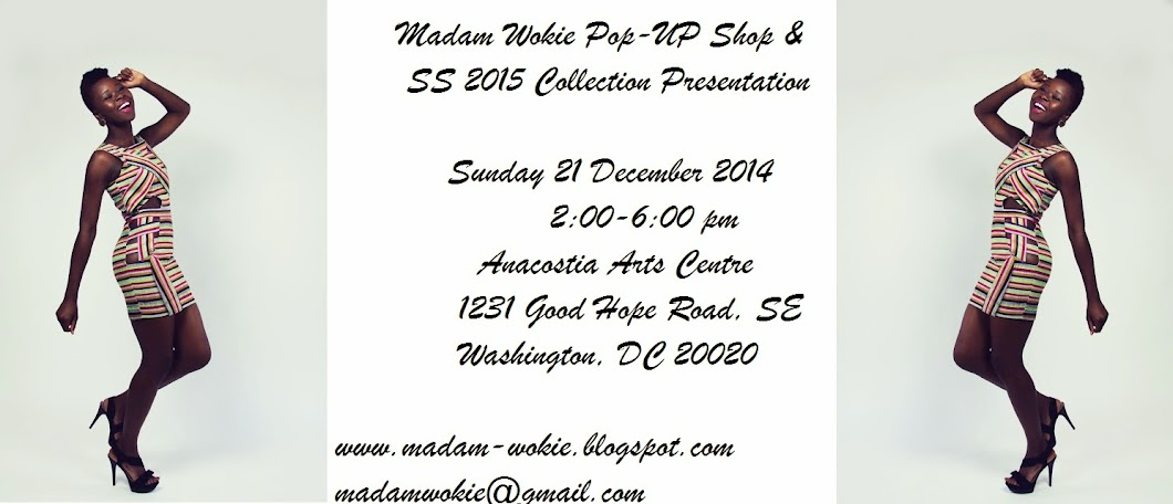 Madam Wokie Pop-UP Shop