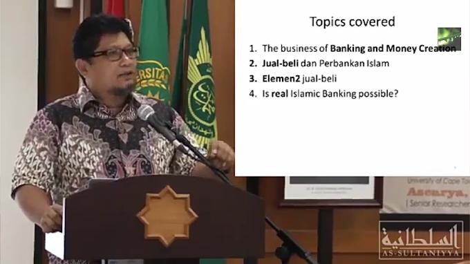 Perbankan Islam yang penuh tipu helah