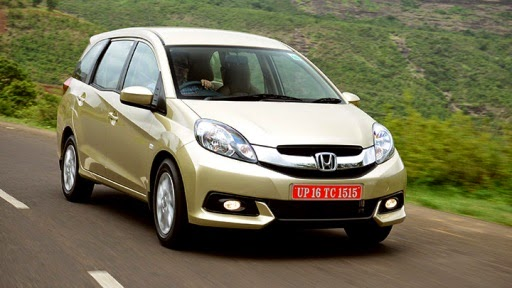 New Honda Mobilio Wallpaper