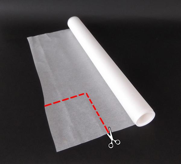 αντικολλητικό χαρτί, λαδόκολλα, λαδόχαρτο.
