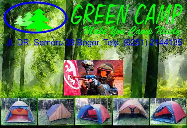Green Camp  merentalkan / rental / sewa tenda dome, tenda kemping, tenda camping, tendprimulaska