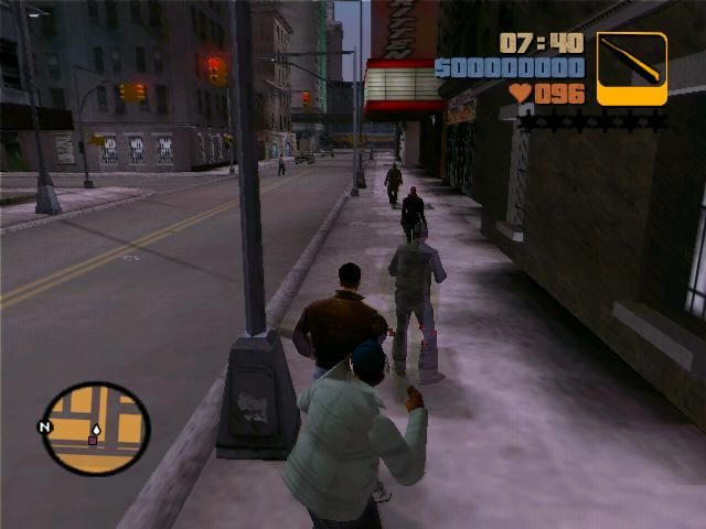 Download Game Grand Theft Auto III (GTA 3) PC Full RIP | Batar Del Rey
