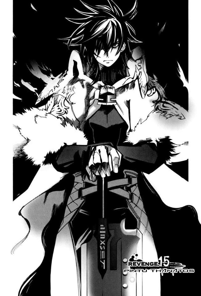 001 Cavalier of the Abyss   15 Pintu Thanatos