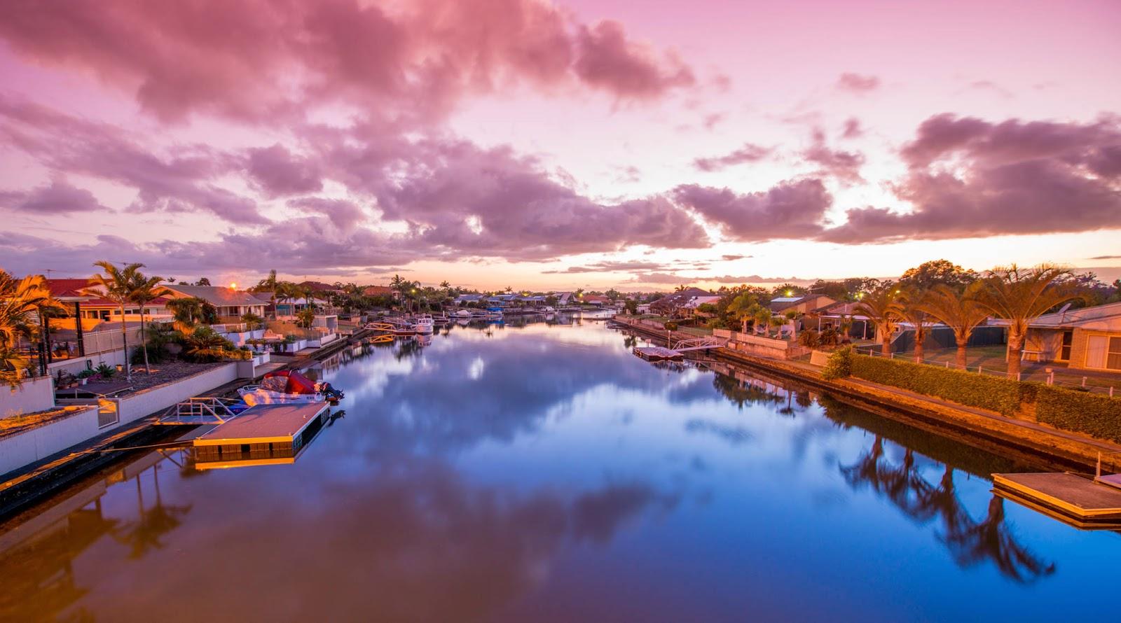 Sunshine Coast Queensland Bribie Island