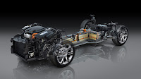 Cadillac ELR motor