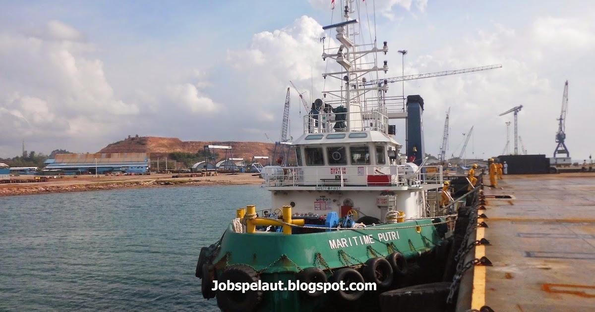 Lowongan Pelaut untuk ABK Kapal Tug Boat Baru | Peluang ...