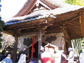 常楽寺文殊祭