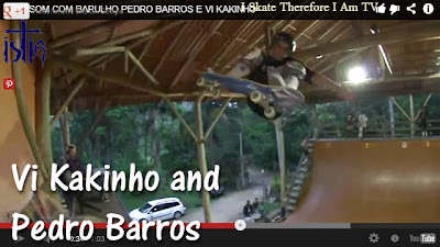 Vert Sesh for Vi Kakinho and Pedro Barros