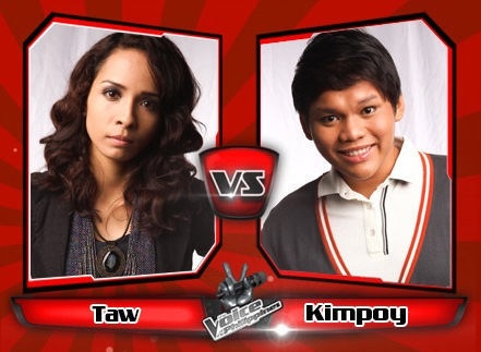 Taw Muhammad vs Kimpoy Mainit | The Voice of the Philippines Battle Rounds