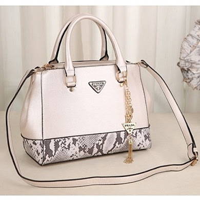 PRADA BAG - WHITE