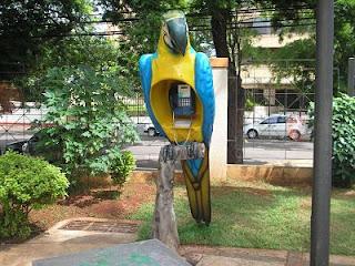 Cabines Telefônicas Curiosas de Mato Grosso do Sul ou orelhão