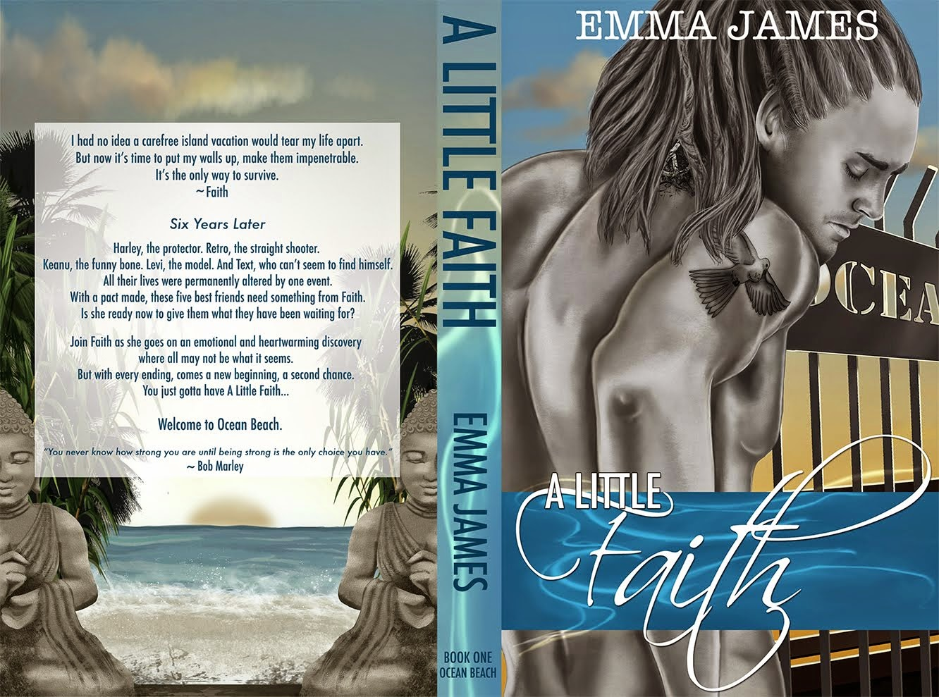 5 DIGITAL COPIES OF A LITTLE FAITH