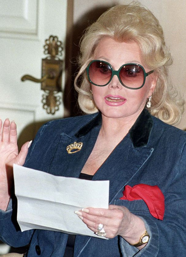 Zsa Zsa Gabor - Images