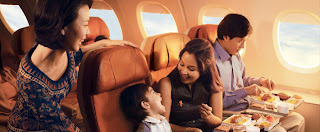 Singapore Airlines Economy Class Cabin is rated as one of the world's best