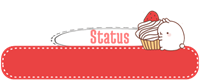 Status Box With Marquee