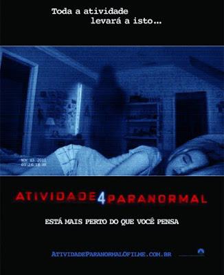 Atividade Paranormal 4 - BDRip Dual Áudio