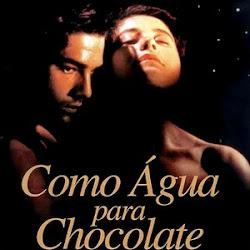 Poster Como agua para chocolate 1992