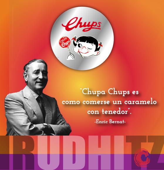 """Enric Bernat: """"Chupa chups es como comerse un caramelo con tenedor"""""""