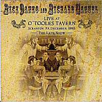 Rick Danko & Richard Manuel - Live At O