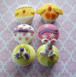 "TALLER CUPCAKES ""Pascua"""