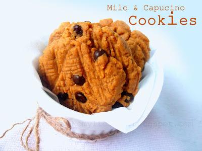 Milo Capucino Cookies