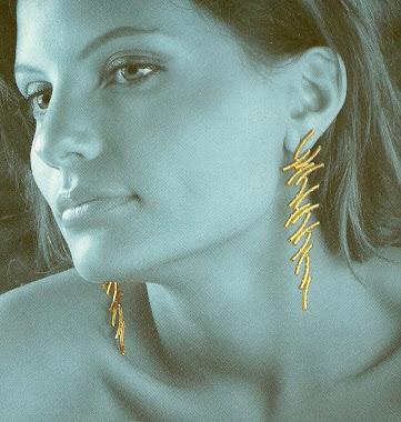 Brinco Bambu - Finalista do Designer Forum Anglogold Brasil 2002